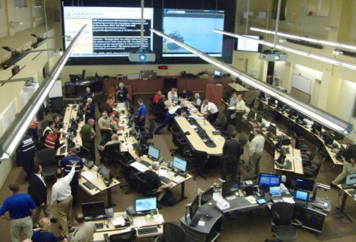 The Regional Operations Center (ROC) in action