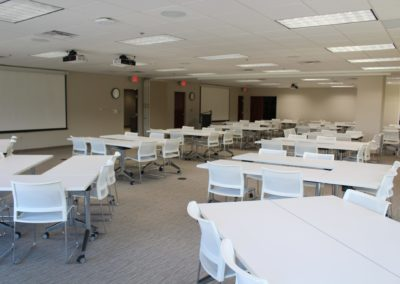 Learning Center A & B combined