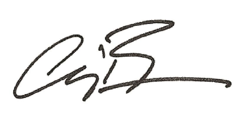 Brammer signature