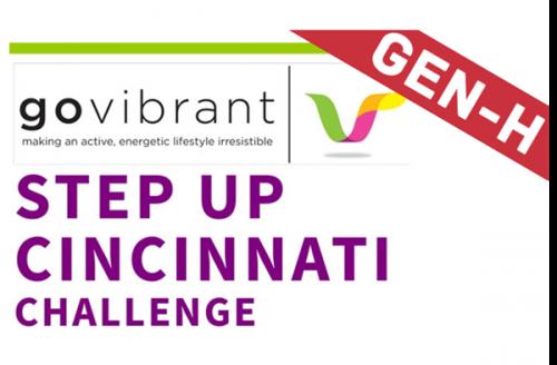 Step Up Cincinnati Challenge