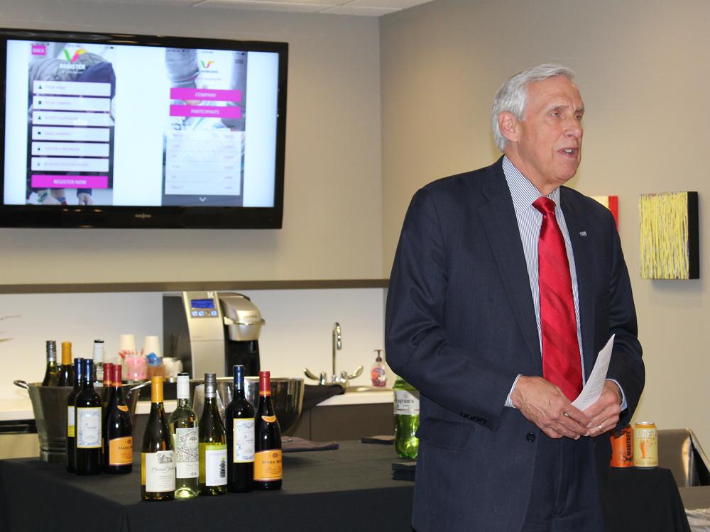 Rob Reifsnyder, President & CEO of United Way of Greater Cincinnati