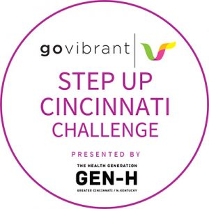 Step Up Cincinnati Challenge lockup