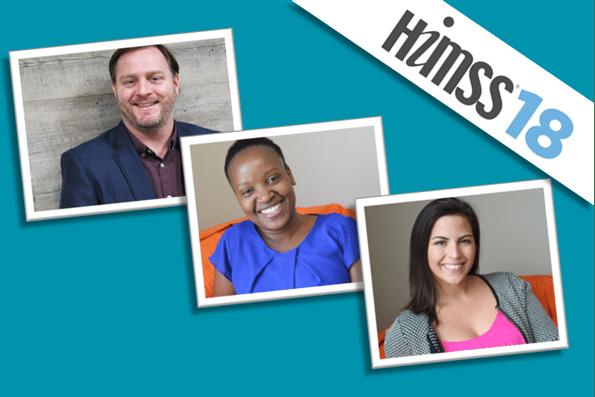 Report from Las Vegas: Key Staff Takeaways from HIMSS18