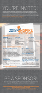 Save the date for Inspire 2018!