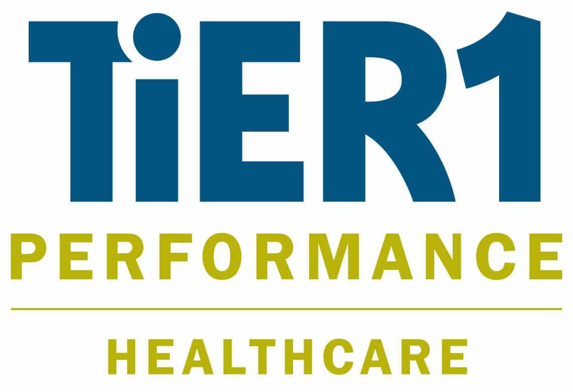 TiER1 Healthcare logo