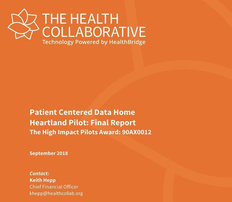 PCDH Heartland Pilot Final Report