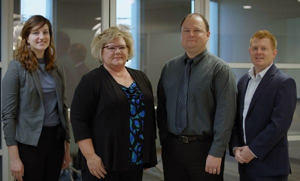 Mercy Health Opioid Reduction team