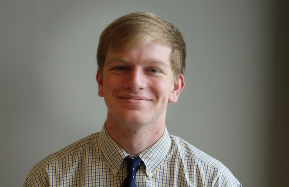 Jack Komrska, Informatics Intern