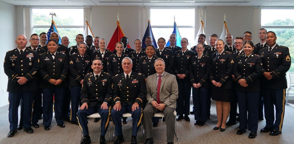 Operation Cincinnati SMART graduating class August 2019