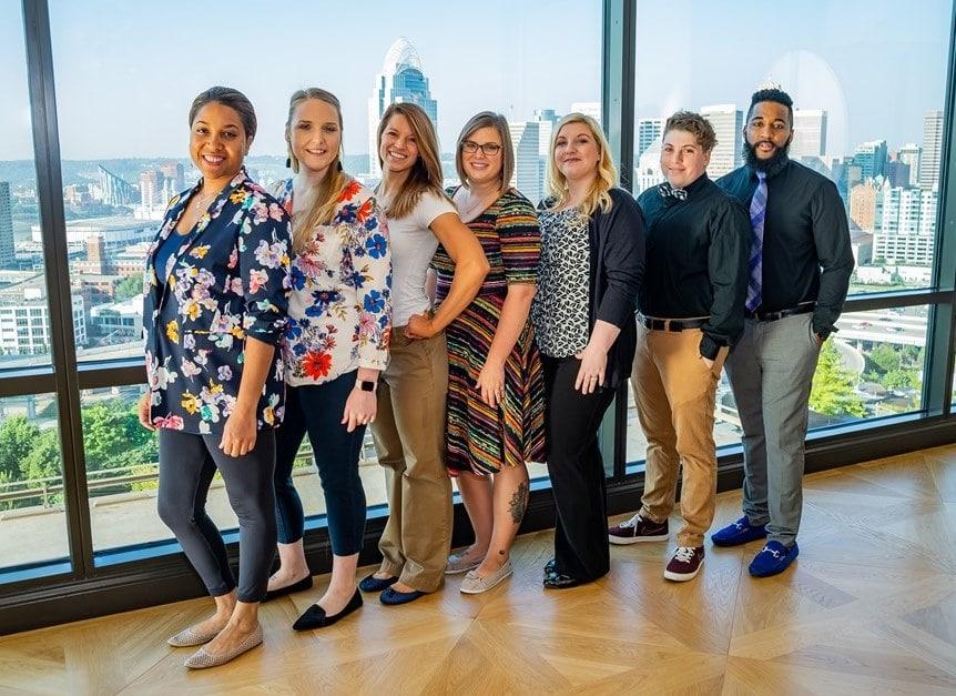 Cincinnati Children's Clinical Labs Phlebotomy Team