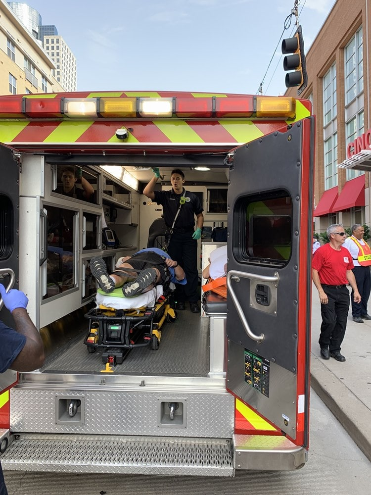 2019 Mass Casualty Incident Exercise