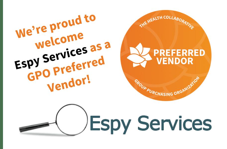 Espy Services welcome
