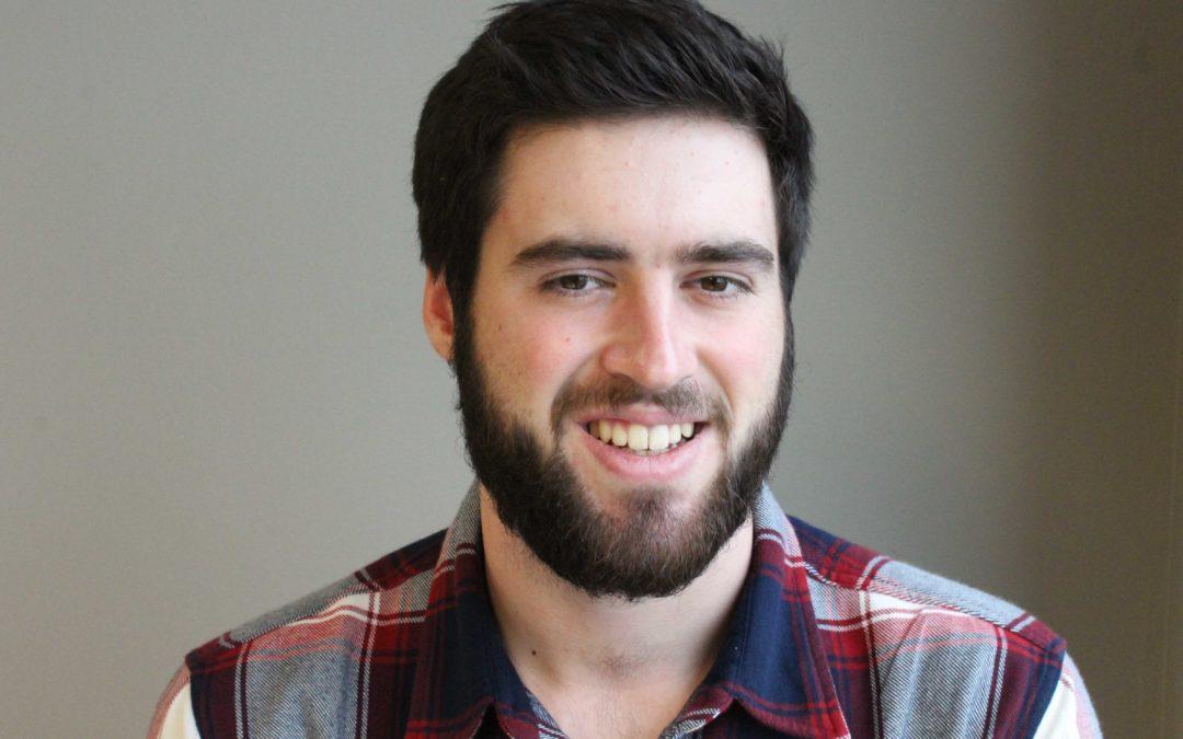 Joe Huschart, HR intern