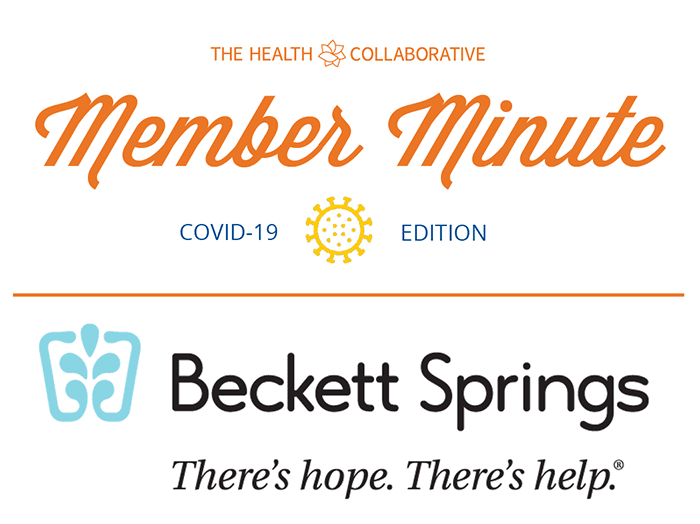 Member Minute with Beckett Springs: Caring for The Community's Mental Health