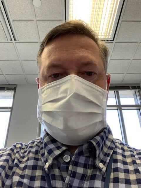 Matt Clayton, Springdale Health Commissioner