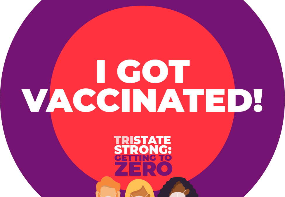 I got vaccinated!