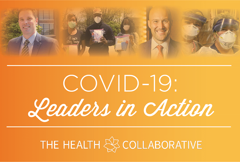 COVID-19 Leaders in Action