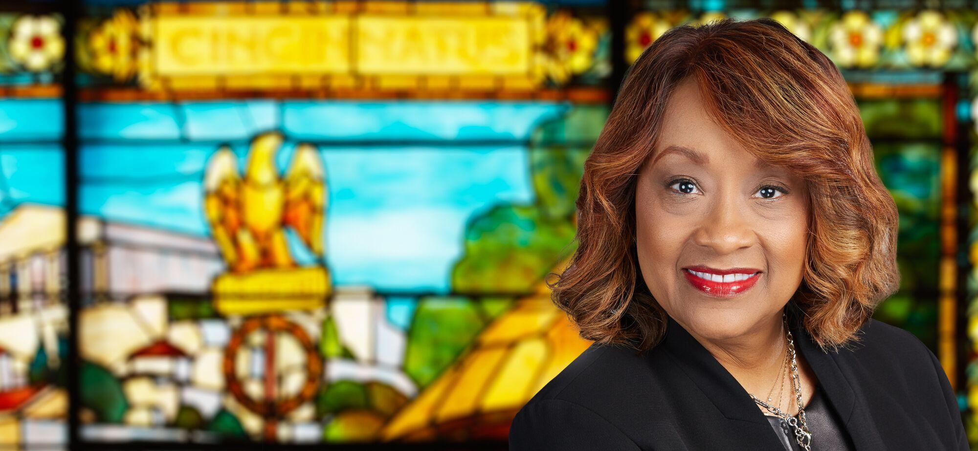 COVID-19 Leaders in Action: Melba Moore, Cincinnati Health Commissioner