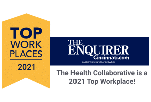 The Health Collaborative is a Cincinnati Enquirer Top Workplace