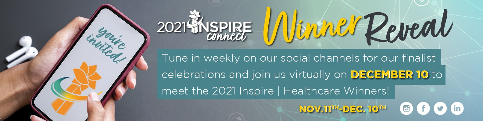 Inspire Connect banner