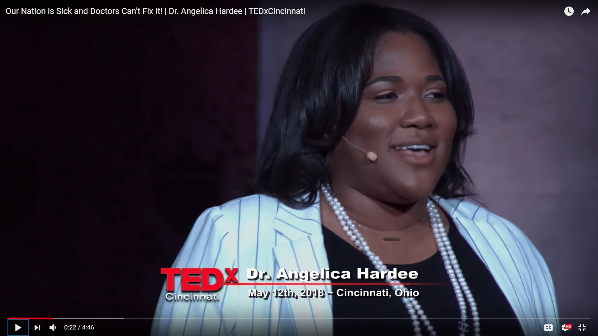 [VIDEO] Dr. Hardee @ TEDx