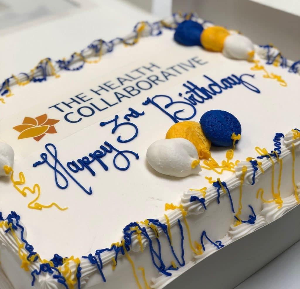 Astonishing Thc Birthday Cake 1024988 The Health Collaborative Funny Birthday Cards Online Elaedamsfinfo