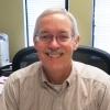 Bob at desk