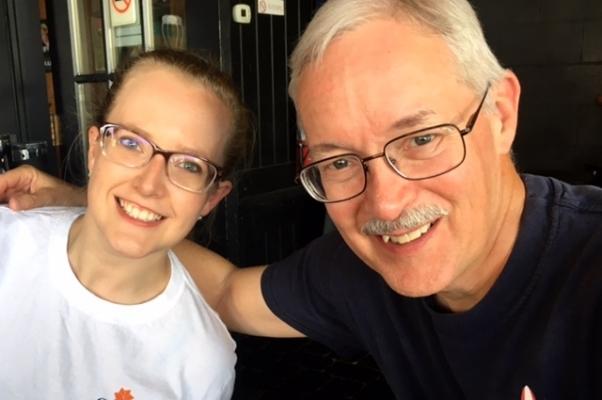 Kelly Aardema & Bob Coogan