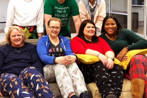 Holiday PJs Day 2017